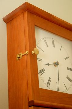 1000 Images About Shaker Wall Clock On Pinterest Wall
