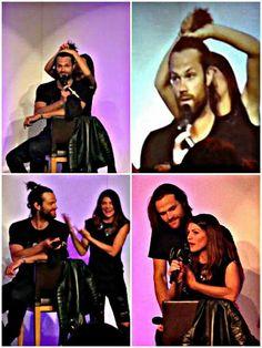 Jared and Gen at Asylum14