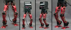 DyRoS, the 3D Printed Humanoid Robot, Presented at 'Humanoids 2014 ...