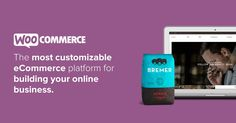 A fully customizable, open source eCommerce platform built for WordPress.
