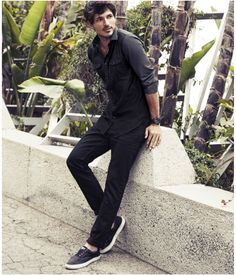 It's time to show your dark side. Wear these jeans with anything from a plain white tee to a shirt and tie. #Express