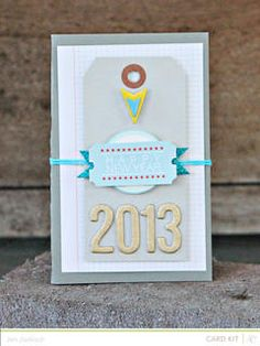 Made with @Studio Calico January kit and add-ons, Block Party!