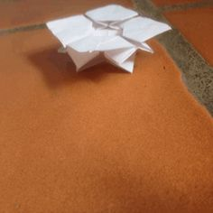 Origami floating square part 1
