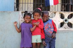 These are the faces of hope, light and love.  These Dominican children receive food and clean water thanks to SERV International.  Find out how you can make a difference too: http://www.ServOne.org
