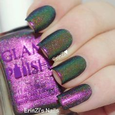 PENDING Glam Polish Hat Trick Limited Edition, used for 1 mani PENDING for the Wonderful Deni