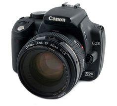 Canon 350D instapcamera