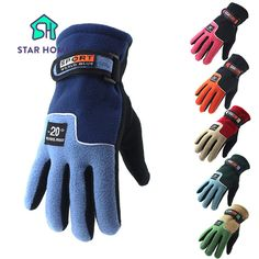 Sports & Entertainment Apprehensive Usa Send Winter Warm Children Snowmobile Ski Gloves Sports Waterproof Windproof Adjustable Ski Strap Skiing Gloves Strong Packing Skiing & Snowboarding