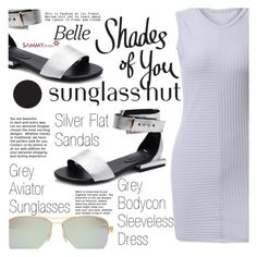 """""""Shades of You: Sunglass Hut Contest Entry"""" by vanjazivadinovic ❤ liked on Polyvore featuring Color Club, Tiffany & Co., sammydress, polyvoreeditorial, Poyvore and shadesofyou"""