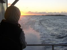 Sunset on the Norwegian Sea | Bodø, Norway