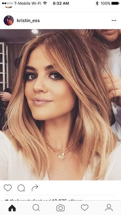 Lucy Hale Bronde