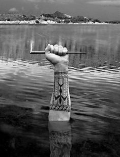 Samoan forearm  tattoo - 30 Pictures of Samoan Tattoos  <3 !