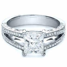 Get a 1.5ct Princess cut diamond for $2,577 on diamondhedge.com today!