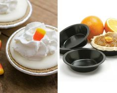 Mini Pie Pans | Discount Kitchenware Items | Under $50 Gift Ideas For People Who Love To Cook | https://homemaderecipes.com/discount-kitchenware-gift-ideas/