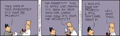 Dilbert Classics by Scott Adams for Jun 26, 2017 | Read Comic Strips at GoComics.com