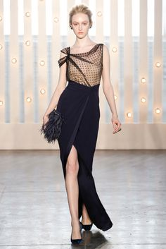 Jenny Packham - otoño-invierno 2014/2015, New York Fashion Week