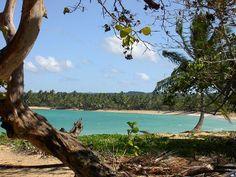 Playa cerca de bahía