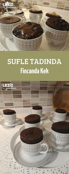 Magdalena con sabor a soufflé - Mi deliciosa comida, Icebox Desserts, Easy No Bake Desserts, Healthy Desserts, Cupcakes, Cake Cookies, Chocolate Mousse Recipe, Low Carb Chocolate, Cheesecake Recipes, Cookie Recipes