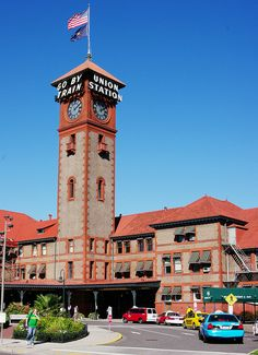 Portland, OR Union Station