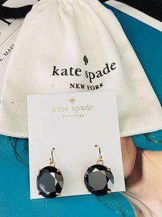 Kate spade earrings Free shipping No dust bag Kate Spade Earrings, Tiny Earrings, Drop Earrings, Dust Bag, Women Jewelry, Free Shipping, Fashion, Moda, Fashion Styles