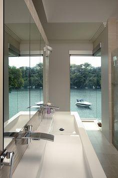 Mirrors Window