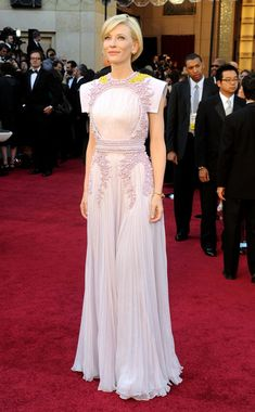 Cate Blanchett at the 2011 Oscars - The Most Daring Oscar Dresses - Photos