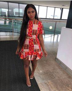 39 Fabulous Ankara Dress Styles Attires To Copy For African American Women Ankara Styles For Women, Ankara Dress Styles, African Print Dresses, African Fashion Dresses, African Dress, African Outfits, Ankara Fashion, African Attire, African Wear