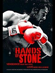 HANDS OF STONE follows the life of Roberto Duran (Edgar Ramirez), the Panamanian fighter who made his professional debut in 1968 as a 16 year-old and retired in 2002 at the age of 50.