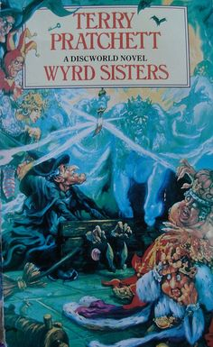 Loved this when I read it. Was my 1st Terry Pratchett book!