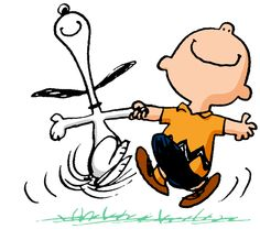 Peanuts give me joy! Charlie Brown Snoopy, Snoopy Love, Snoopy And Woodstock, Charlie Brown Dance, Snoopy Happy Dance, Dancing Snoopy, Sally Brown, Peanuts Cartoon, Peanuts Snoopy