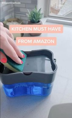 Cool Gadgets To Buy, Cool Kitchen Gadgets, Kitchen Hacks, Cool Kitchens, Kitchen Tools, Amazon Gadgets, Kitchen Supplies, Must Have Gadgets, Kitchen Products
