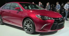 Toyota Camry Specifications - I talk about cars