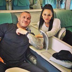 "14.6k Likes, 147 Comments - Kim Orton (@kim.orton01) on Instagram: ""Thailand here we come ✈️ @randyorton"""