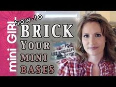 How to make Bricks / Cobblestone for miniatures or terrain, dioramas, etc! Fast tutorial. No molds needed. No painting skills needed. Add to any miniature base, building, game table, terrain, transport, etc. in mini gaming. Super realistic. For beginners to advanced.  ••••STENCIL USED IN THIS VIDEO•••• Template Stencil: http://www.hobbyhottips.storenvy.com