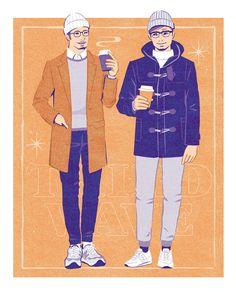 サードウェーブ系男子の向こう側──速水健朗|メンズファッション、時計、高級車、男のための最新情報|GQ JAPAN