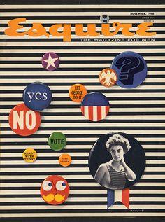 Esquire Magazine 1956