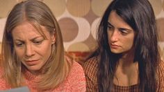 Cecilia Roth with Penelope Cruz (Todo sobre mi madre)