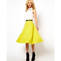 621fe1880 Las 21 mejores imágenes de Ropa *__* | Long skirts, Moda femenina y ...