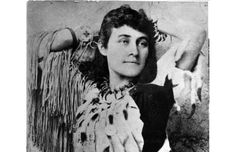 April Featured Voice: Pauline Johnson - Selected Poetry and Prose - Legends of Vancouver Indian Princess, Canada 150, March 7, Feminist Art, First Nations, Female Art, Poetry, History, Celebrities