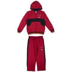 Miami Heat Preschool Chones Fleece Hoodie & Pants Set - Red