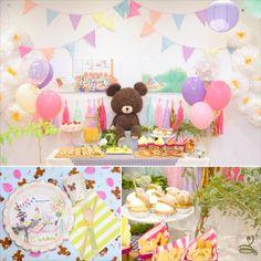 ポップでスタイリッシュなキッズパーティーを演出するパーティーアイテムのお店です。子供のお誕生日会や季節のイベントに。