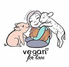 Vegetarian Quotes, Vegan Quotes, Vegan Vegetarian, Vegan Tattoo, Vegan Humor, Happy New Year 2018, Stop Animal Cruelty, Vegan Animals, Animal Welfare
