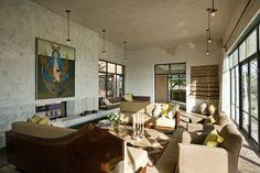 A Mexican Hacienda   Home Adore