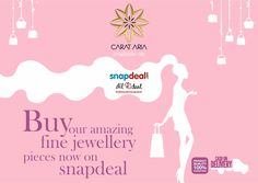 Buy CARAT ARIA JEWELLERY at best price in India. Shop online for Carat Aria Jewellery on SNAPDEAL.