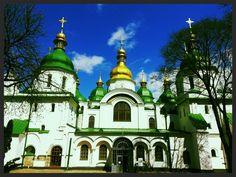 Saint Sophia  Kiev, Ukraine