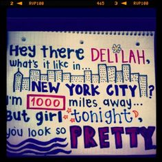 Hey there Deliah....Dante played this for me a couple days ago! it was the sweetest thing ever! <3