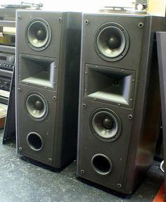 Klipsch CF1 floorstanding speakers