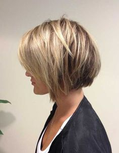 Most Trending Short Layered Bob Cuts Right Now