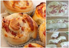 Girelle pasta pizza | Pizza rolls