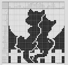 Вышивка крестиком,жакард! | Фотографии и советы на Постиле | Постила Pony Bead Patterns, Beading Patterns, Cross Stitch Patterns, Filet Crochet, Knit Or Crochet, Cross Stitch Bookmarks, Cat Pattern, Pony Beads, Gatos