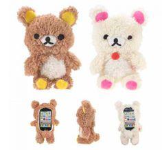 Teddy Bear Phone Case